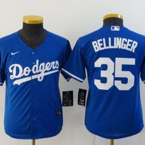 Los Angeles Dodgers Cody Bellinger Jersey